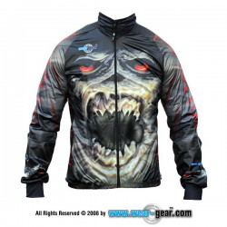 Feed Your Fear Gamex jacket