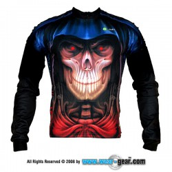 Doom Warrior long sleeve jersey
