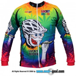 Lucky Rider 2009 long sleeve jersey