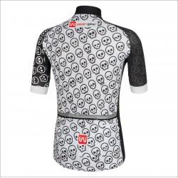SKULL  short sleeve jersey