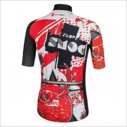 STOP SMOG short sleeve jersey