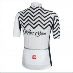 ZIG ZAG short sleeve jersey