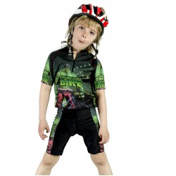 INCREDIBLE BIKE Enfants maillot