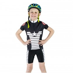 CAPTAIN BIKE Enfants maillot