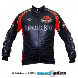 Jurassic Bike Black Gamex jacket