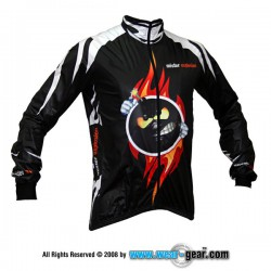 Mr Explosion Black Gamex jacket