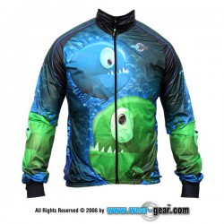 Piranhas! Gamex jacket