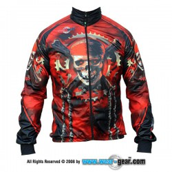Bones and chains Gamex jacket