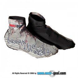 F*ck The Gravity Lycra shoe cover