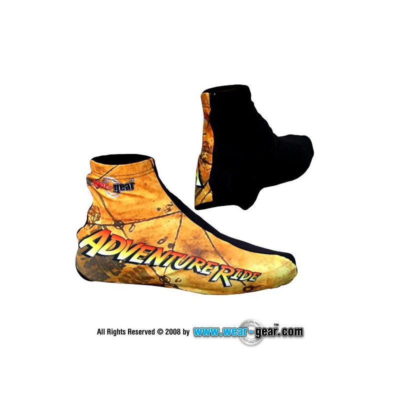 Lycra shoe cover