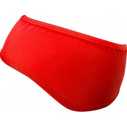 Head band / Ear warmer RED