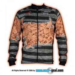 Prison long sleeve jersey