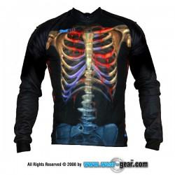 Oh my bones! long sleeve jersey
