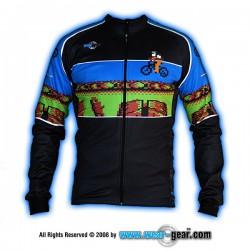Biker long sleeve jersey