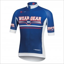 RIDE HARD  Maillot manches courtes