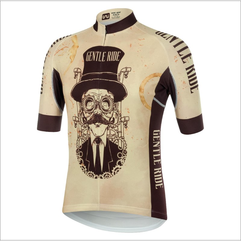 GENTLE RIDE Maillot manches courtes