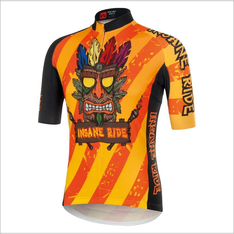 INSANE RIDE Maillot manches courtes