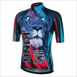 KING OF THE ROAD Maillot manches courtes