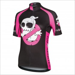GHOSTBIKERS PINK Kurzarmtrikot