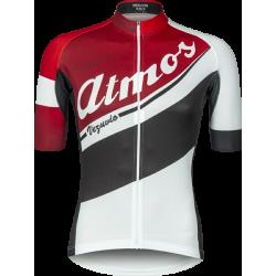 Koszulka Vezuvio Atmos Red&White