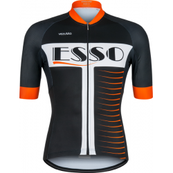 Jersey Vezuvio Esso Orange
