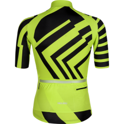 Jersey Vezuvio Yellow Flash