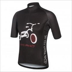 DO YOU WANNA RACE short sleeve jersey