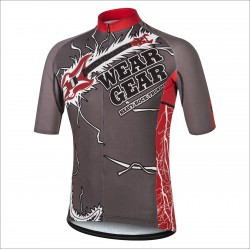 GHOSTBIKERS M02 short sleeve jersey