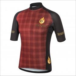 GHOSTBIKERS M02 short sleeve jersey