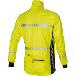 High-visibility vest made of gamexu