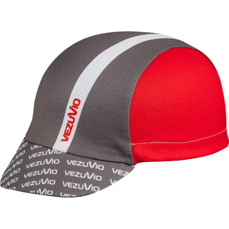 Cap with a visor Vezuvio Neo Grey