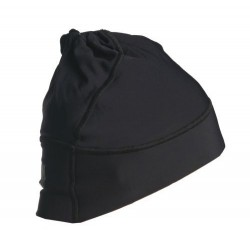 Hat and Tube Scarf Black