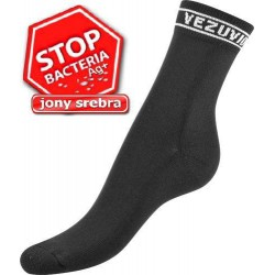 Socks Siltex black