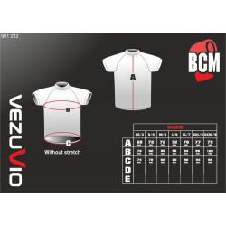 Men's set WHT short-sleeved shirt + Men's Boxer Shorts