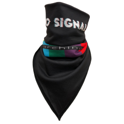 No Signal triangular balaclava