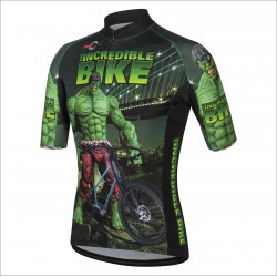INCREDIBLE BIKE short sleeve jersey