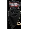 Ghoul triangular balaclava
