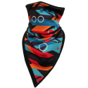 Babble triangular balaclava