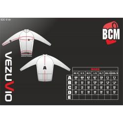 Long-sleeved woman sweatshirt Vezuvio Z8 Pink