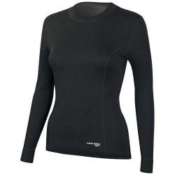 Koszulka krótki rękaw Meryl Thermo czarna