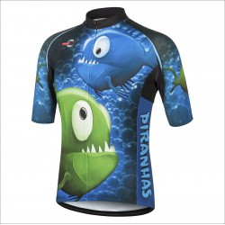 PIRANHAS short sleeve jersey
