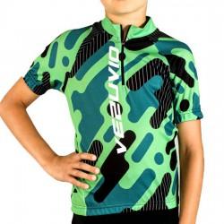 Children's cycling jersey Vezuvio Z2