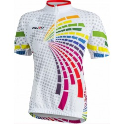 Children's cycling jersey Vezuvio Z2