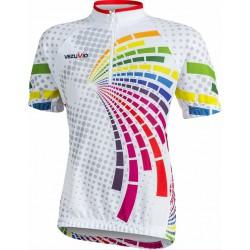 Koszulka rowerowa dziecięca Vezuvio Z2