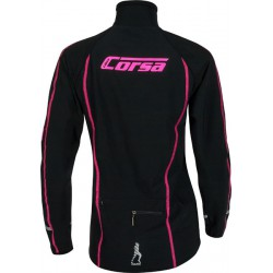 Women's sweatshirt Corsa Pink