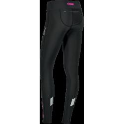 Damskie spodnie biegowe Superroubaix Corsa Fluo