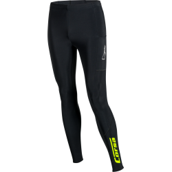 Męskie spodnie biegowe Superroubaix Corsa Silver