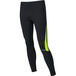 Męskie legginsy sportowe Superroubaix FLUO