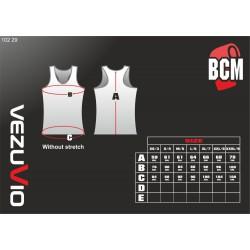 Technical men's sports shirt GYM Camo