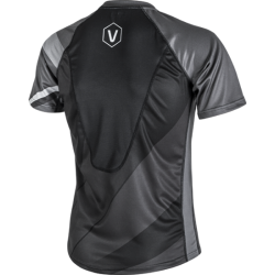 Women's sports shirt Corsa Black